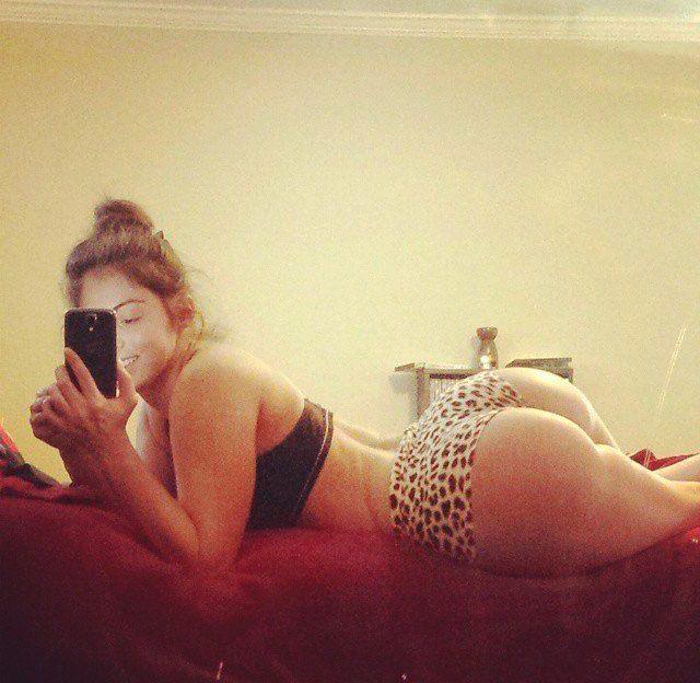 Das Amateur Girl mit dem fetten Arsch lässt sich am liebsten hart anal bumsen